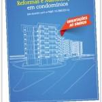 Imagem Cartilha Reforma e Manutenção em Condomínios